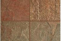 Copper Natural Slate Stones
