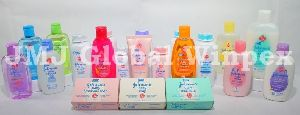 Johnson's & Johnson's Baby Care Products