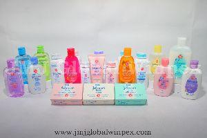 Johnson & Johnson's baby care product