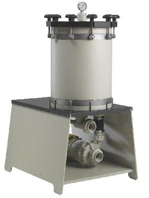 E Series Horizontal Filter Pump