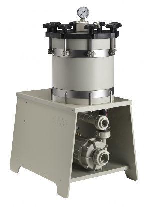 Series 15 Horizontal Filter Pump