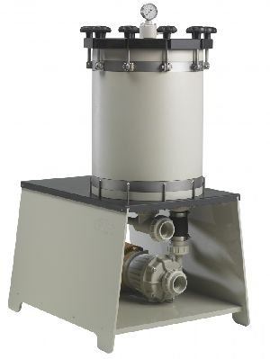 Series 23 Horizontal Filter Pump
