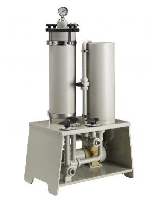 Series 3 Horizontal Filter Pump