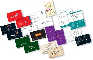 Visiting Card Offset Printing Services