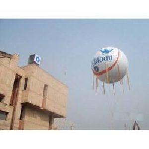 Sbi Sky Advertising Balloons