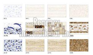 250x375mm Digital Wall Tiles
