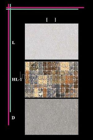 300x450mm Glossy 1 Series Wall Tiles