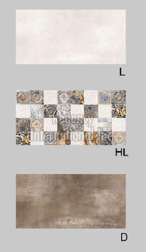600x300mm Aro Matt Wall Tiles