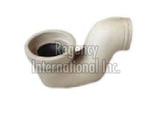 Ceramic P-trap