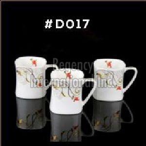 Gold Chain Series Ceramic Mugs