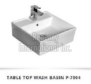 Table Top Wash Basin 01