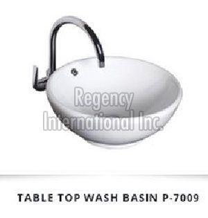 Table Top Wash Basin 02