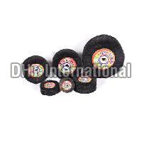 Open Fiber Polishing Wheels