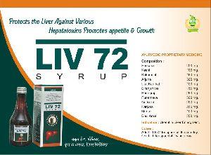 Ayurvedic Lever Syrup