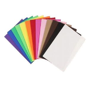 Multi Colored Pvc Laminated Sheets
