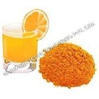Instant flavoured powder