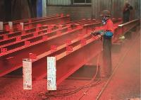 Structural Steel Painting Services