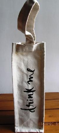 Canvas Tote Wine Bags