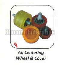 PU and Rubber Centering Wheel & Cover
