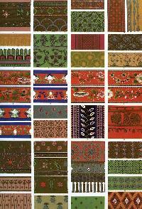 Fabric Patternwork