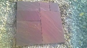 Chocolate Sandstone Tiles