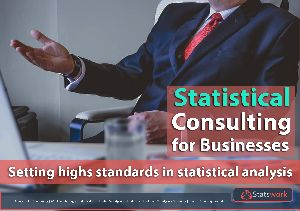Statistical Consulting Services