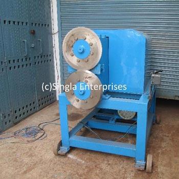 Tyre Strip Cutting Machine (SE-TSCM)