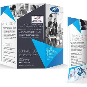 Digital Brochure Designing Service