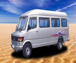 Luxury Tempo Traveller Rental Services