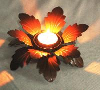Lotus T-light Candle Holder