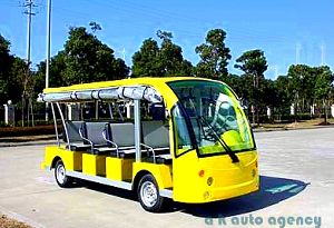 Battery Operated Bus