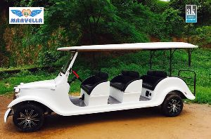 Battery Operated Golf Carts