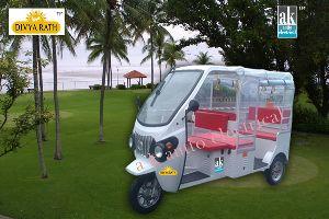 Divyarath Electric Rickshaw