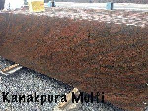 Kanakpura Multi Granite Slabs