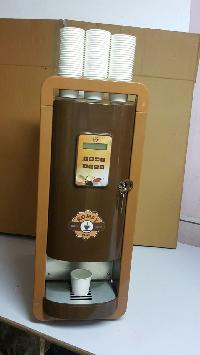Tea Coffee Vending Machine - komfy