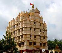 Gold Plated Temple Construction Services