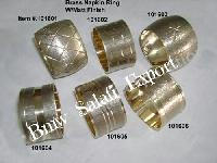 Metal Napkin Rings 08