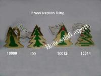 Metal Napkin Rings 12