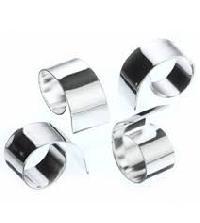 Metal Napkin Rings 21