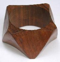 Wooden Napkin Rings 5