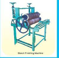 Starch Finishing Machine
