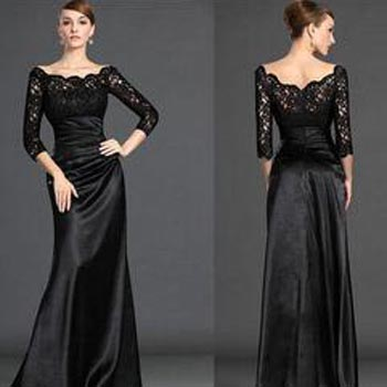 Ladies Party Wear Long Dress