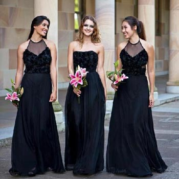 Bridesmaid Stylish Dress