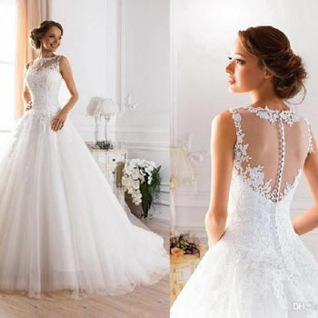 Christian Wedding Gowns