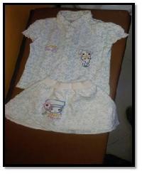 Baby wear dresses