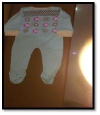 Sleep Suit Dress For Kids