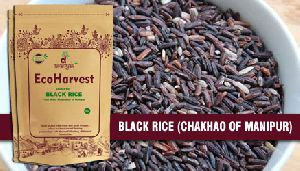 Black Rice - Chakhao Poireiton From Manipur
