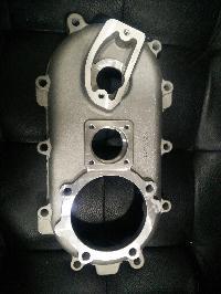 Old Piaggio Ape Three Wheeler Engine Cover
