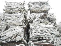 White Rigid PVC Scrap