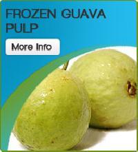 Frozen Guava Pulp